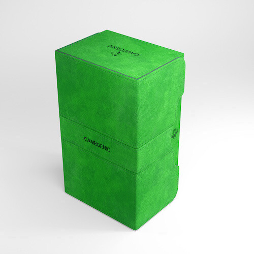 Deck Box: Gamegenic: Stronghold 200+: Green