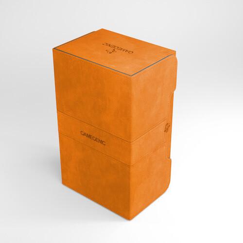 Deck Box: Gamegenic: Stronghold 200+: Orange