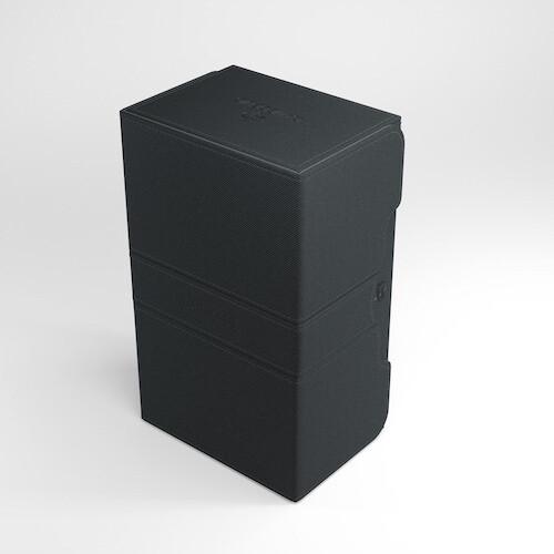Deck Box: Gamegenic: Stronghold 200+: Black