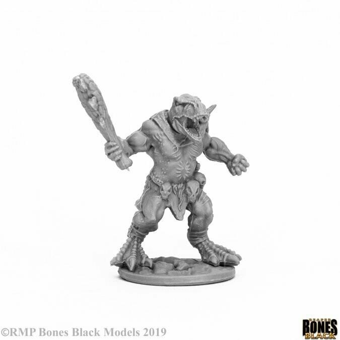 Blacktooth Savage