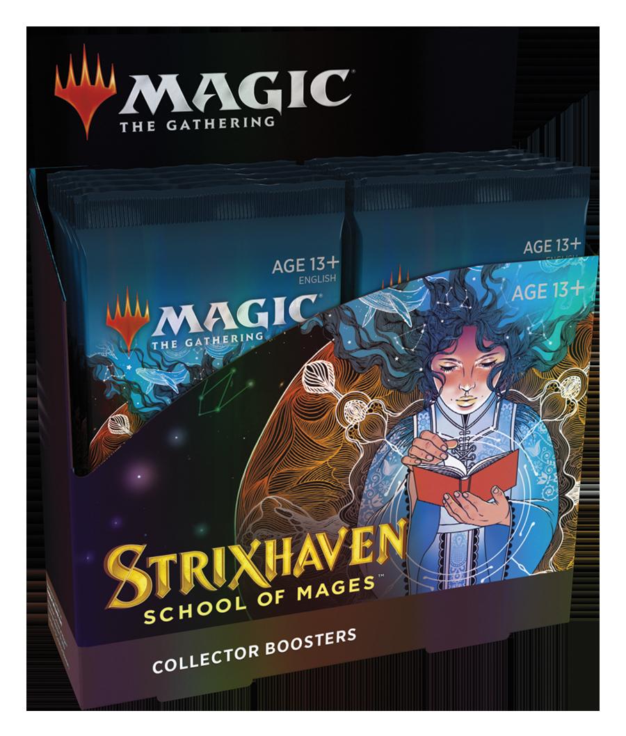 MtG: Strixhaven Collector Booster Box