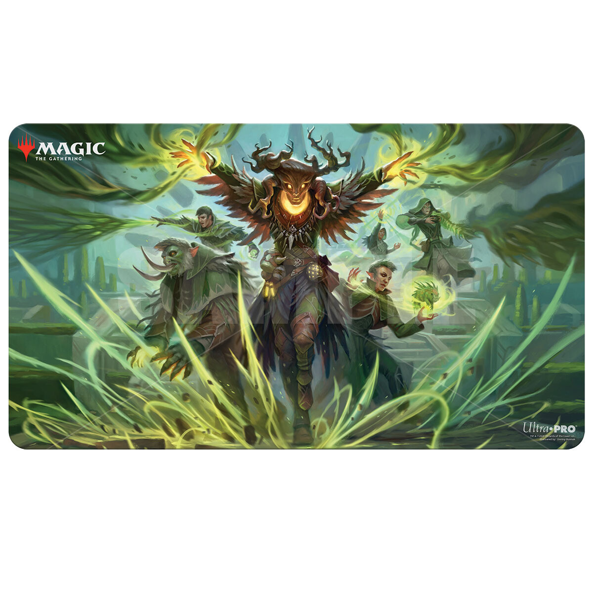 Play Mat: MtG: Strixhaven: Witherbloom
