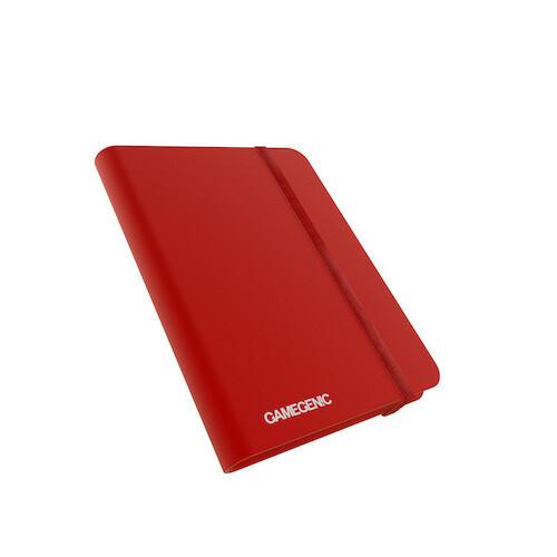 Binder: 8pkt: Casual Album: Red