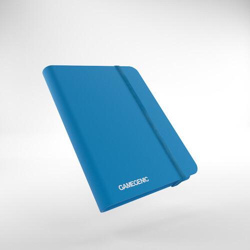 Binder: 8pkt: Casual Album: Blue