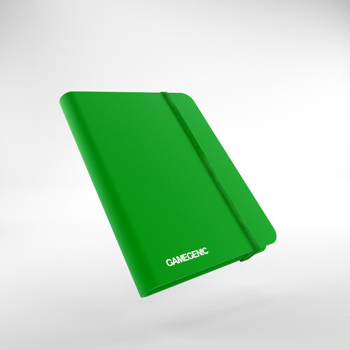 Binder: 8pkt: Casual Album: Green