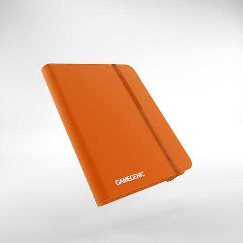 Binder: 8pkt: Casual Album: Orange