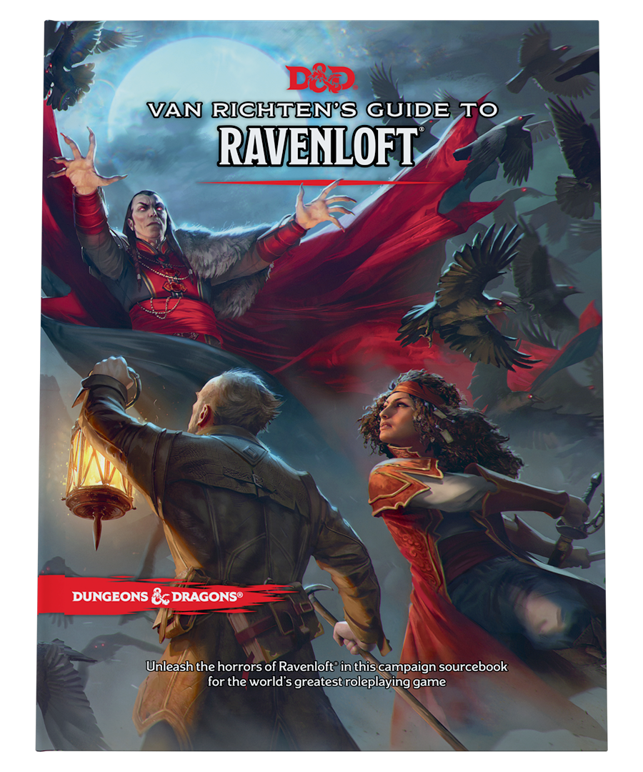 D&D 5e: Van Richten's Guide to Ravenloft (Pre-Order)