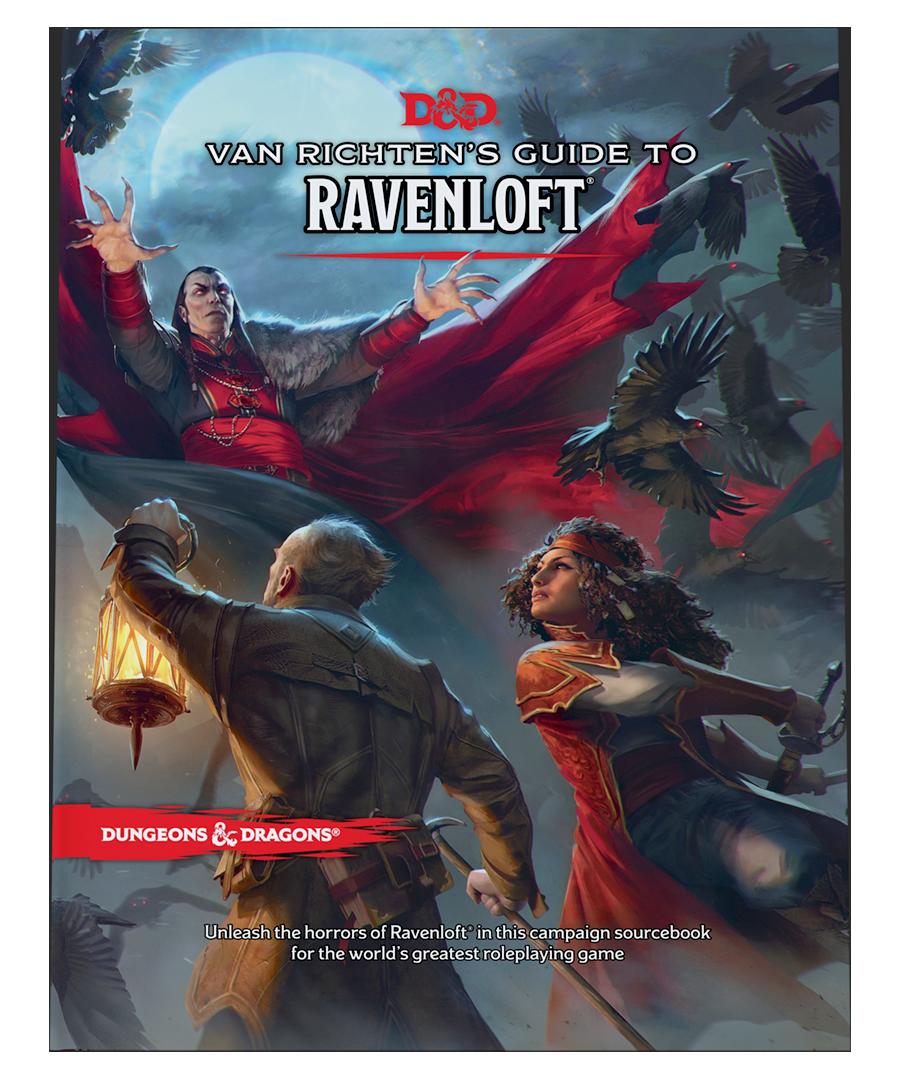 D&D 5e: Van Richten's Guide to Ravenloft