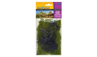 "SceneARama: Tree Kit 1 1/4-3"""