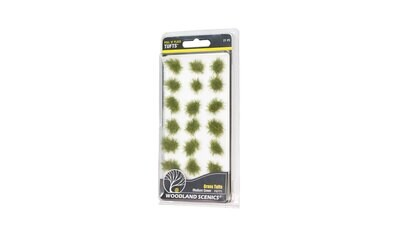 Peel 'N' Place Tufts: Grass Medium Green