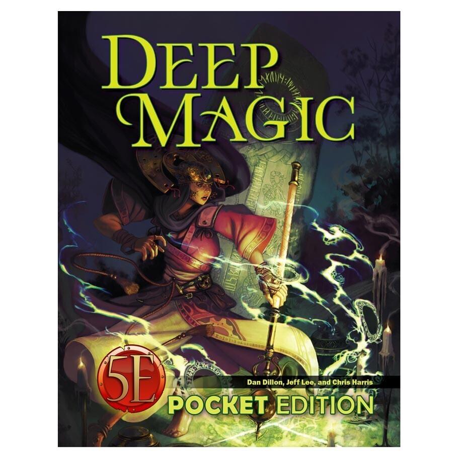 5e: Deep Magic (Pocket Edition)