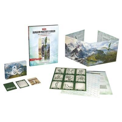 D&D 5e: Dungeon Master's Screen Dungeon Kit