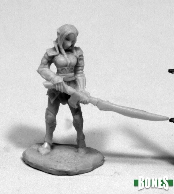 Flara, Elf Heroine