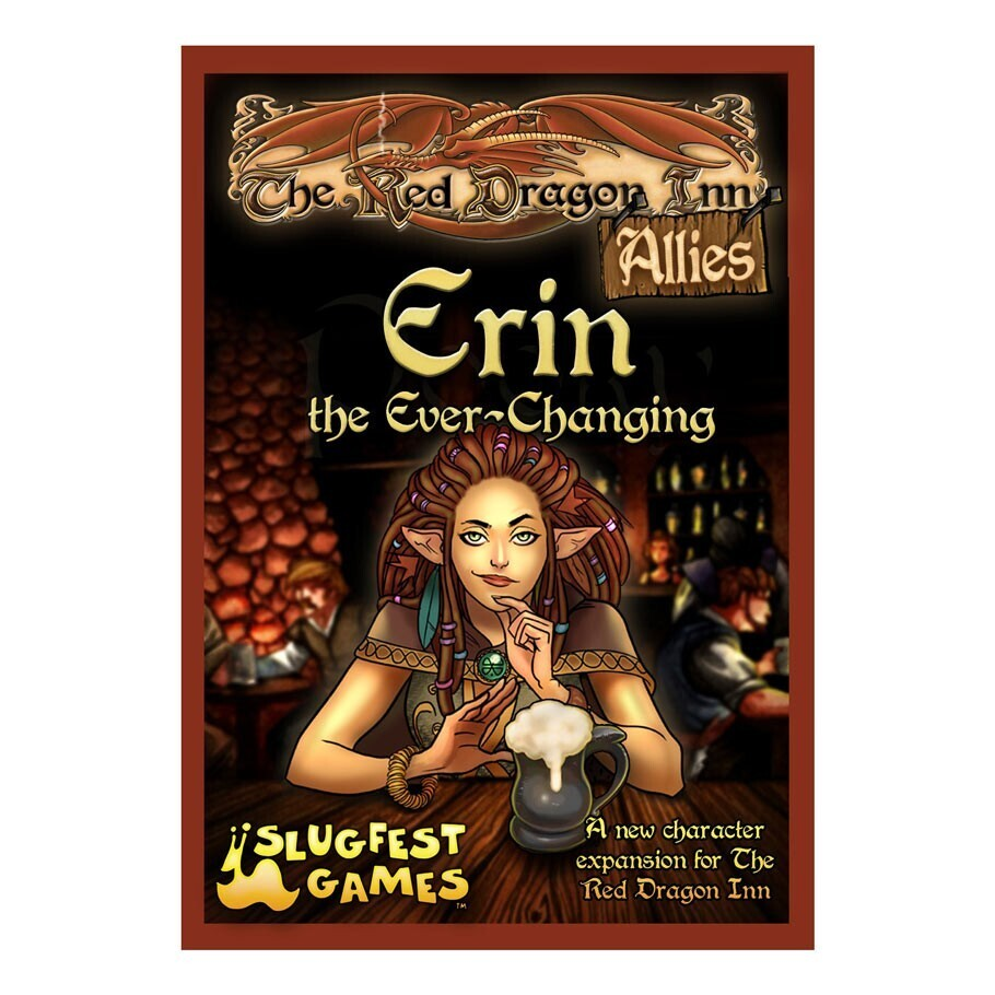 Red Dragon Inn: Allies: Erin the Ever-Changing
