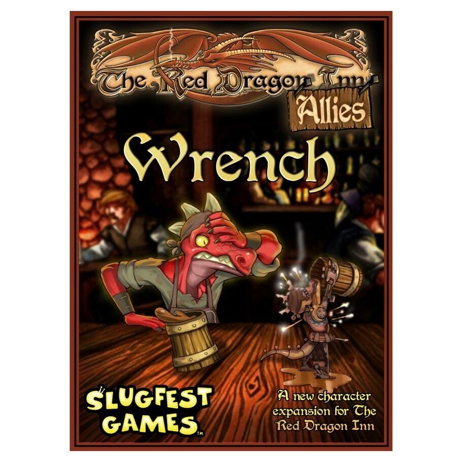 Red Dragon Inn: Allies: Wrench