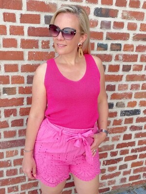 Belle short pink