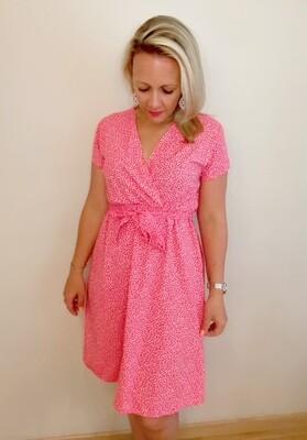 Marceline pink dress