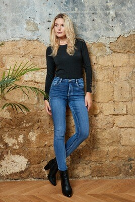 TOXIK jeans blue