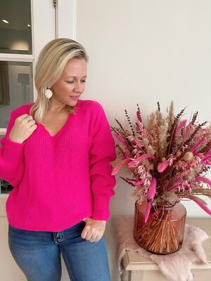 Soft Pull hot pink