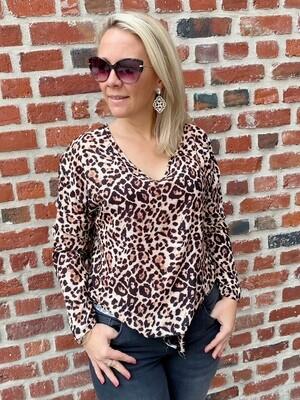 Leopard bloesje