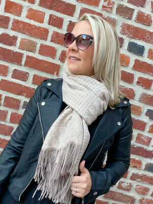 Trendy Sjaal carreau