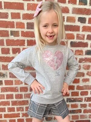Sweater Heart breaker
