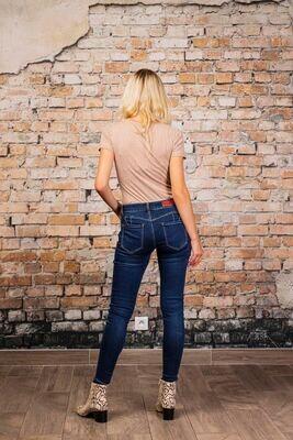 TOXIK jeans darkblue