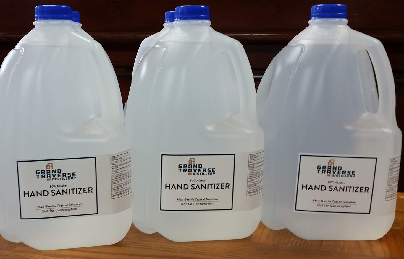 Hand Cleaner Gallon Business