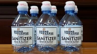 Sanitizer 8OZ Retail