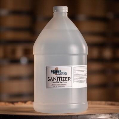 Sanitizer Gallon Retail