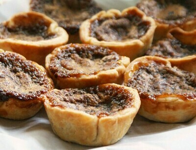 Butter Tarts  Mixed Mini (pkg 12)