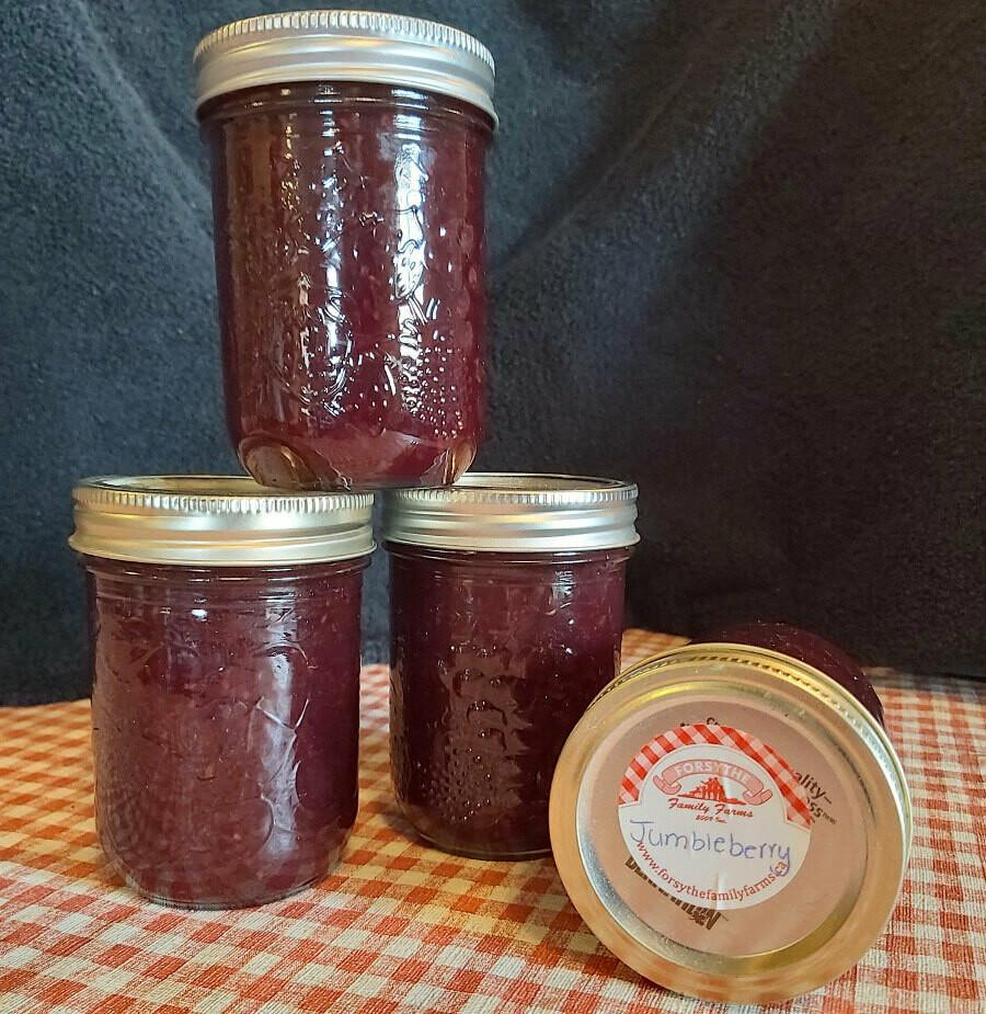 Jumbleberry Jam 250ml