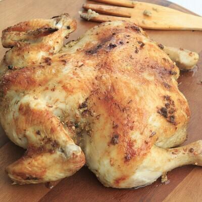 Chicken - Free Range, Roasting  1/2 chickens