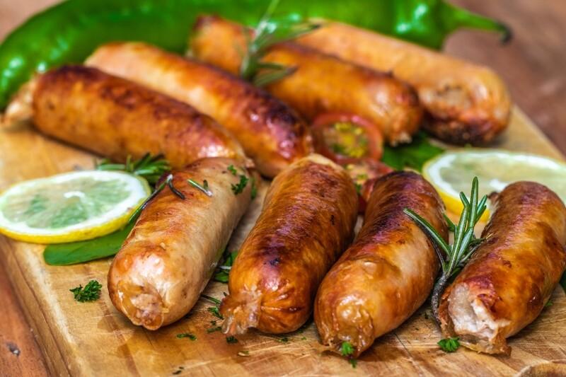 Pork Sausage - Gluten Free - Breakfast Sausage