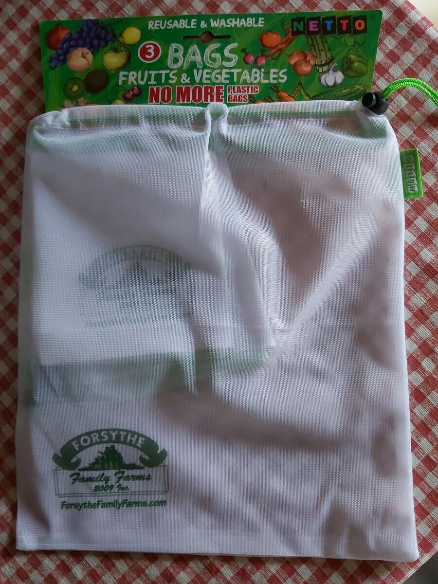 Produce Bags (3 bags/pkg)
