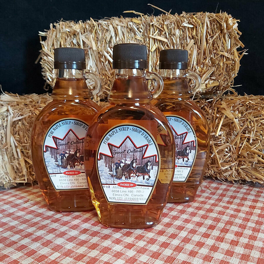 Ontario Maple Syrup - 250 ml