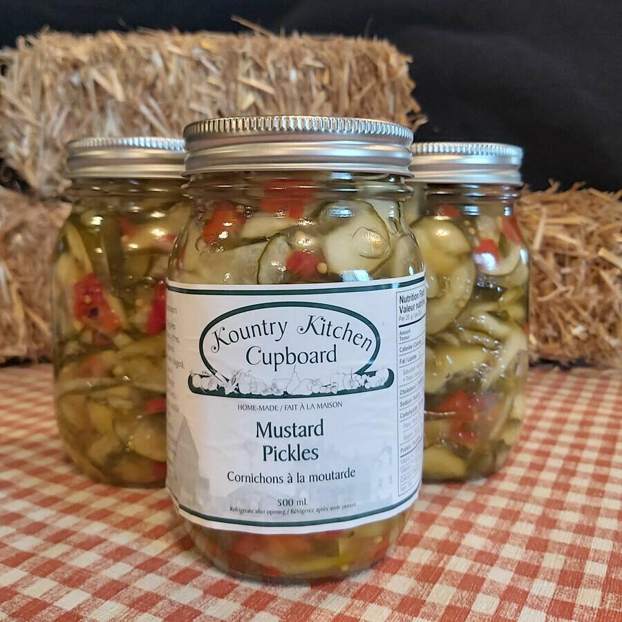 Mustard Pickle - 500 ml - Kountry Kitchen Cupboard