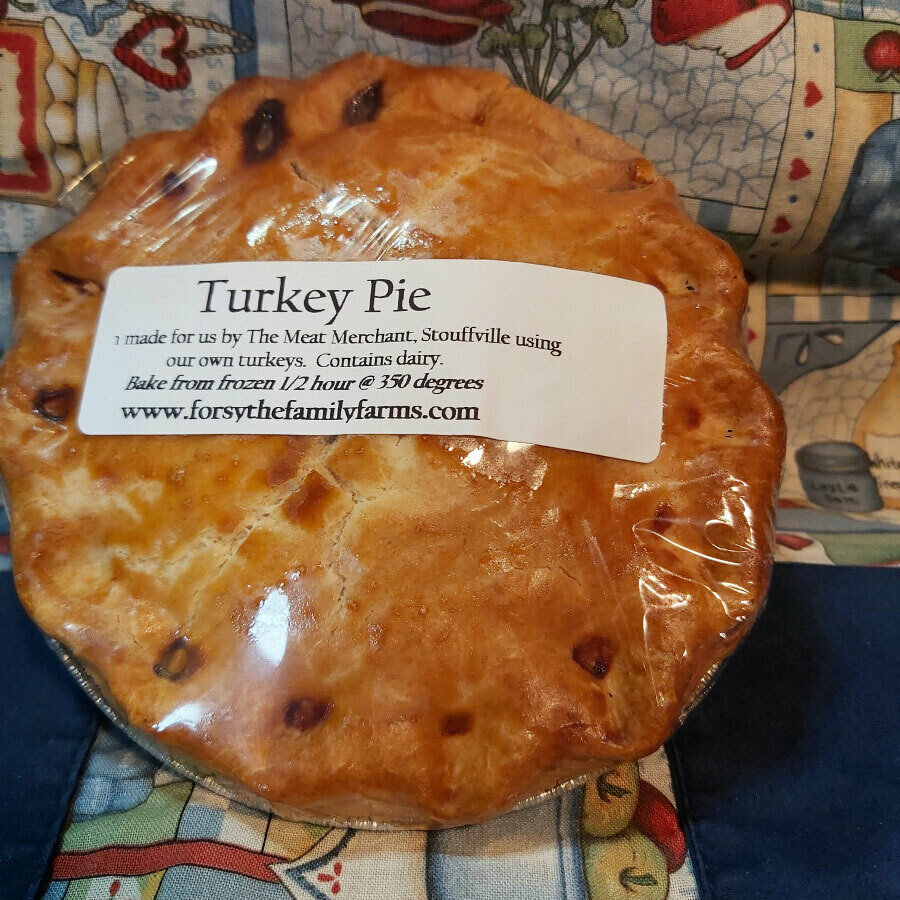 Turkey Pie 5