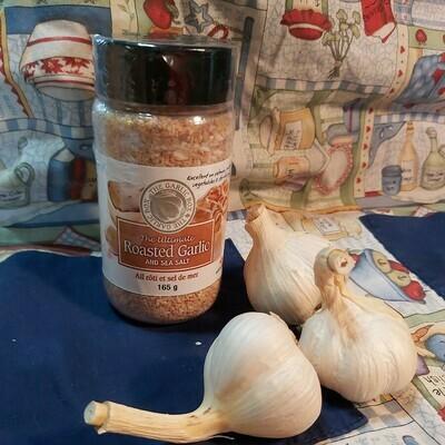 Roasted Garlic and Sea Salt 165gm