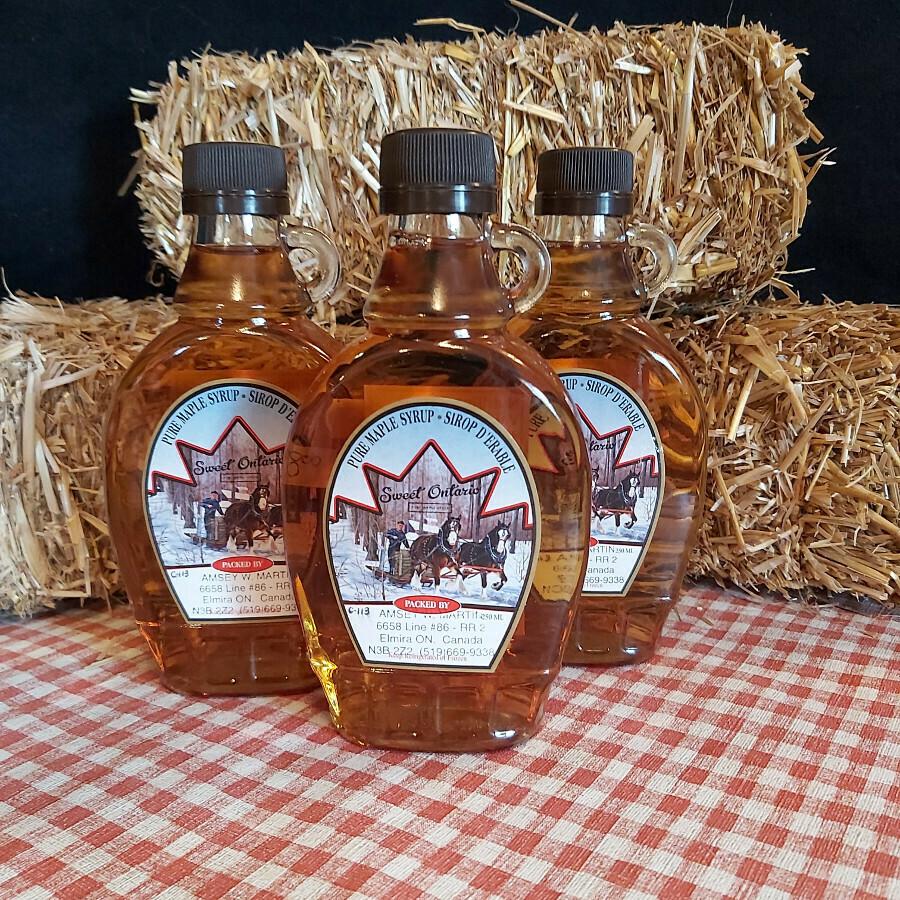 Ontario Maple Syrup - 500 ml