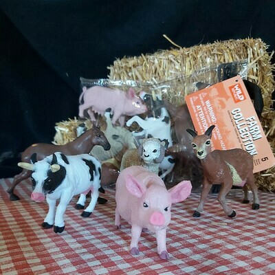 Farm Animals - 5 pack