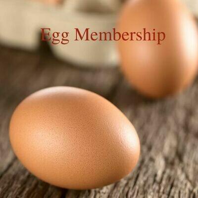 CSA Egg Membership