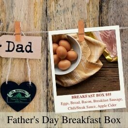 Father's Day Breakfast Box