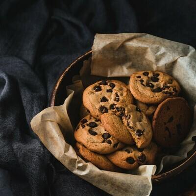 Cookies - Salted Caramel Chocolate Chip 5/bag 1.5 oz