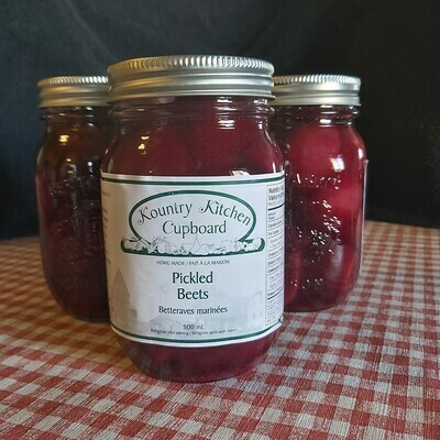 Pickled Beets 500 ml- Kountry Kitchen Cupboard