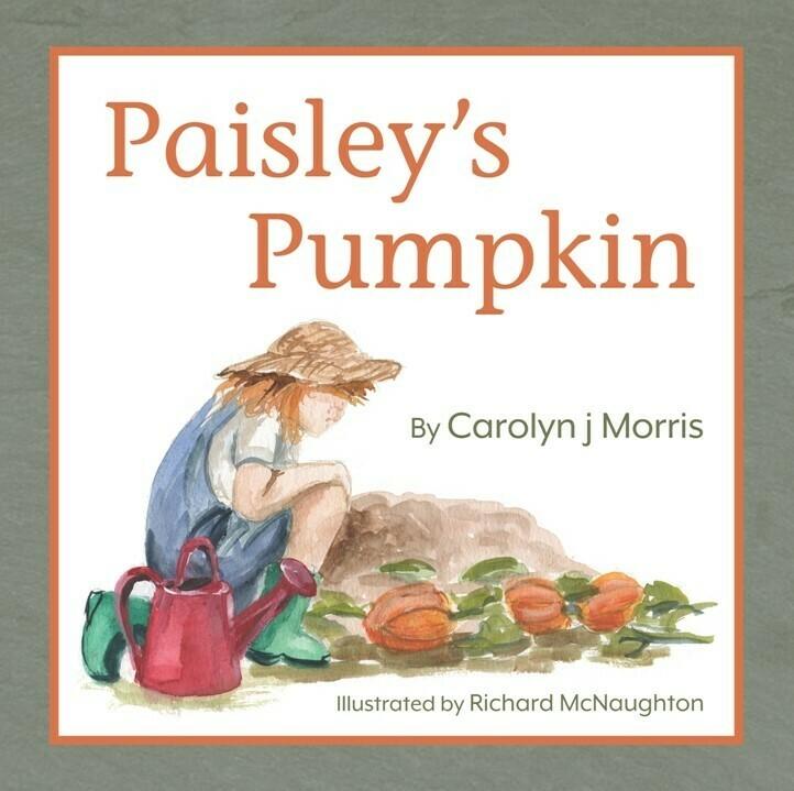 Railfence Kids - Paisley's Pumpkin