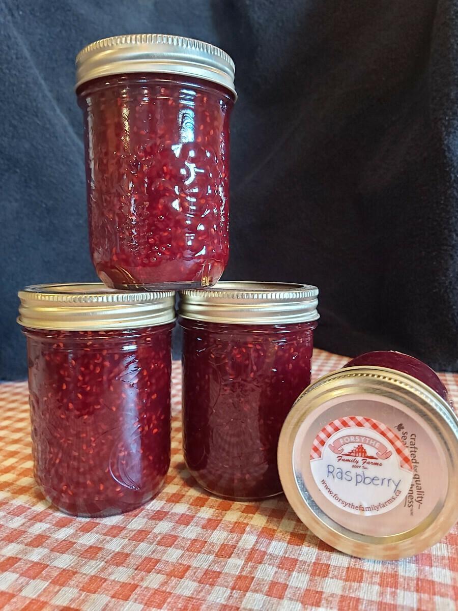 Raspberry Jam 250 ml