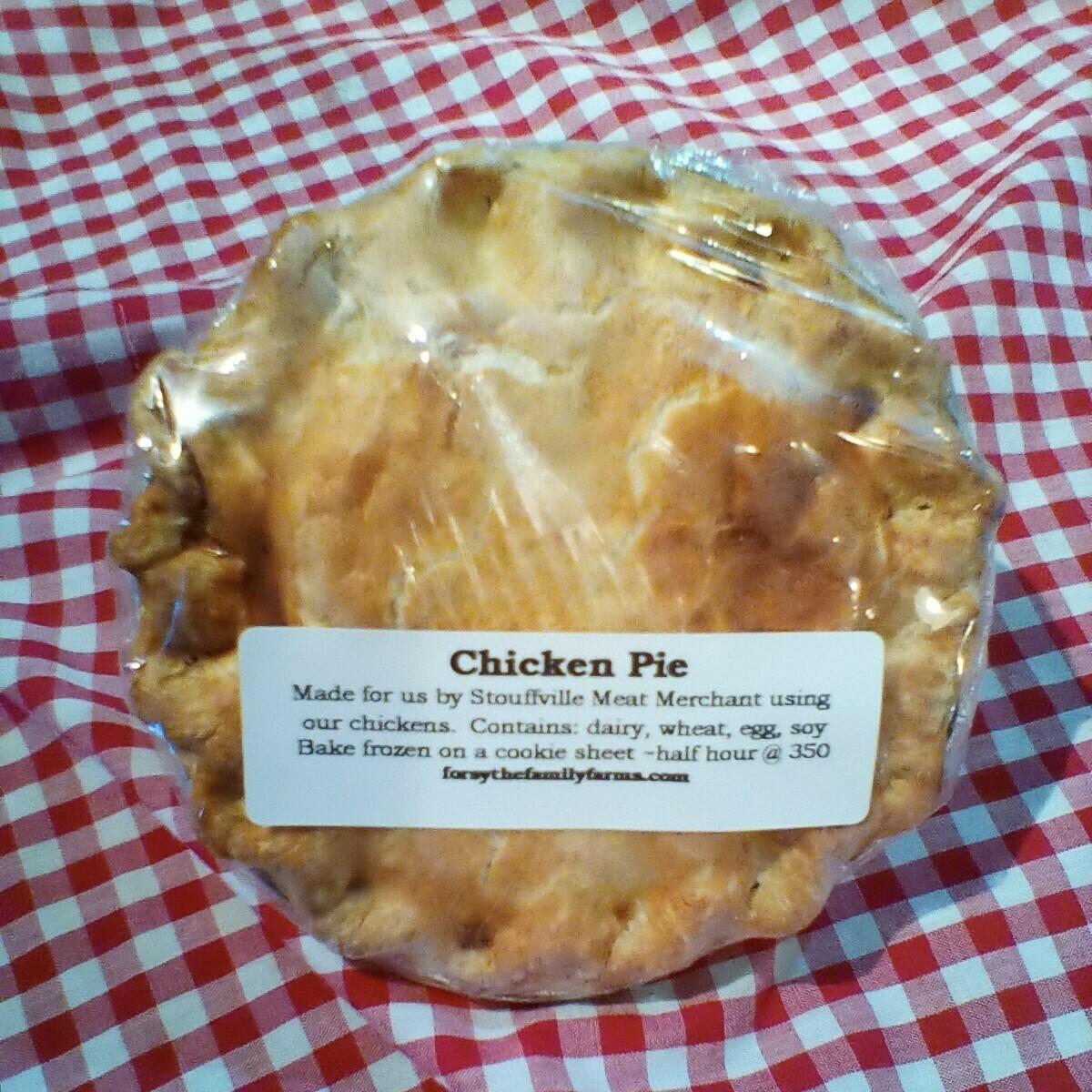 Chicken Pie 5