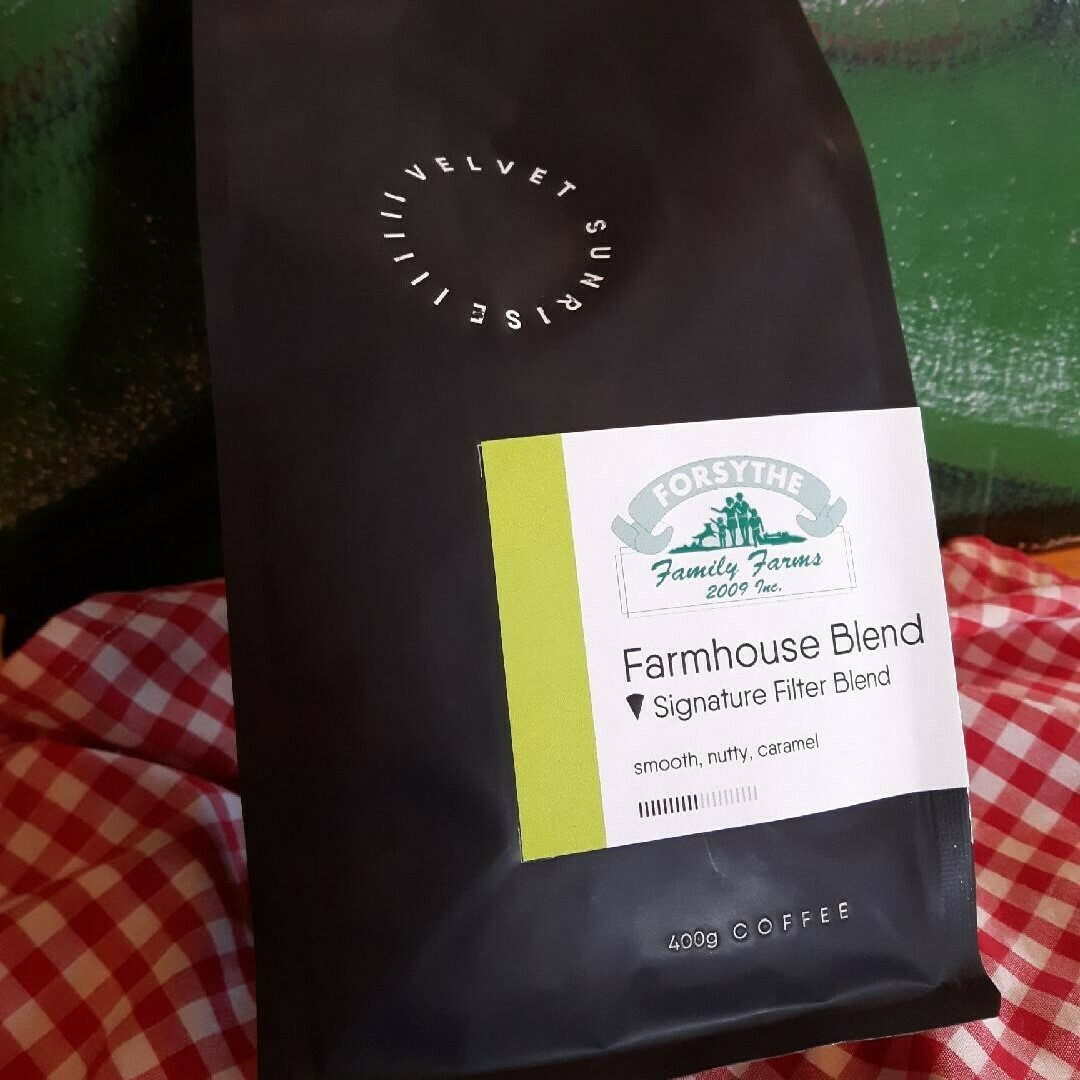 Velvet Sunrise Farmhouse Blend Coffee