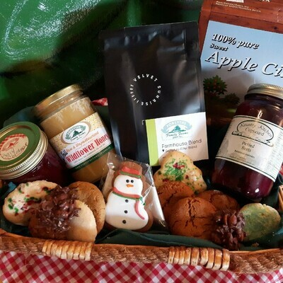 We Love Local Gift Basket